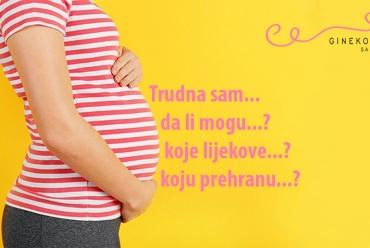 Prvi pregled u trudnoći – što pitati ginekologa?