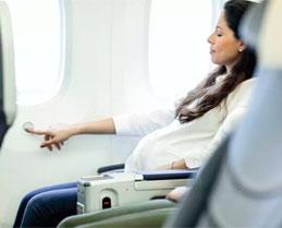 Putovanje u trudnoći s avionom