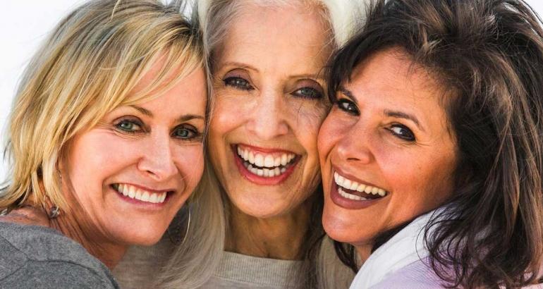 Ostanite pozitivni u menopauzi
