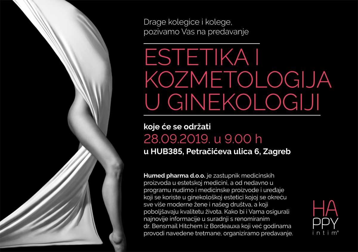 Predavanje: Estetika i kozmetologija u ginekologiji