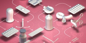 Krvarenja koja nemaju veze s mjesečnicom – kontracepcija