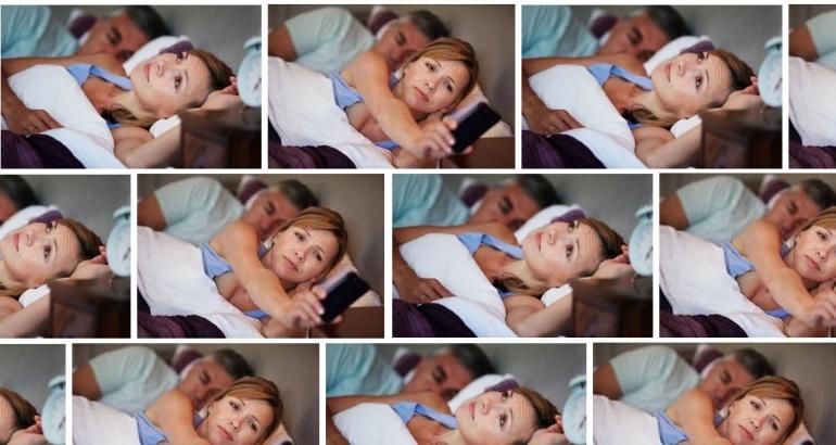 Menopauza i nesanica, veza između menopauze i problema sa spavanjem