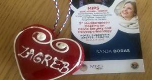 3rd Mediterranean Meeting on Pelvic Surgery and Pelveoperineology - Sanja Boras