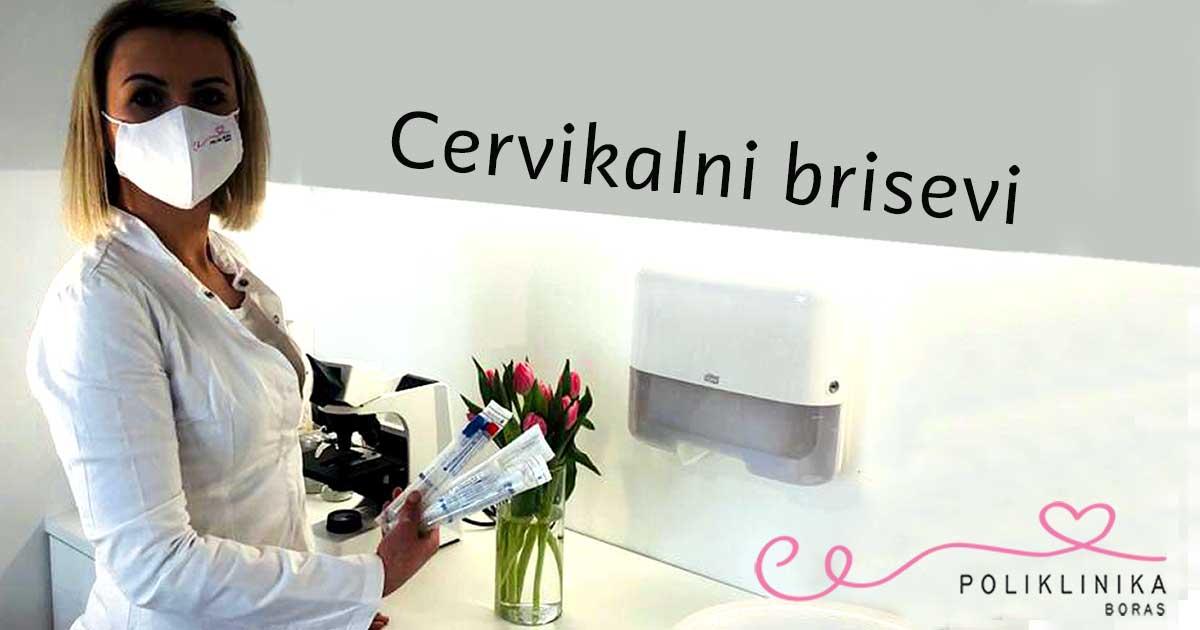 Cervikalni brisevi – sve što trebate znati